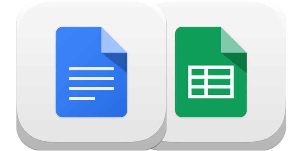 單挑Word、Excel,Google推出免費Docs及Sheets獨立App! - Qooah