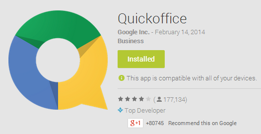 quickoffice-play-store