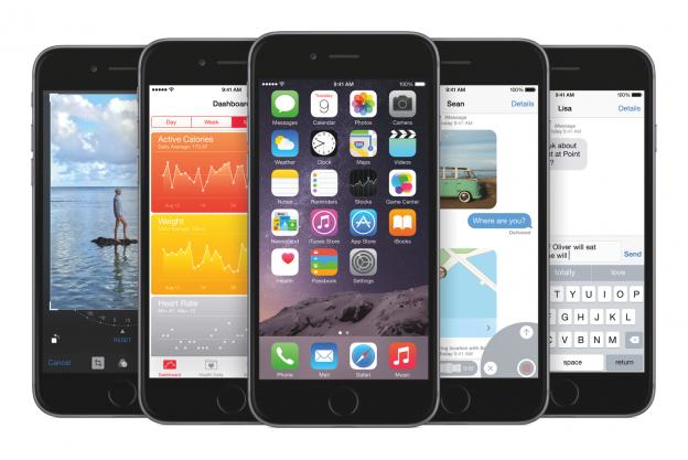Apple-iPhone-6-iOS-8