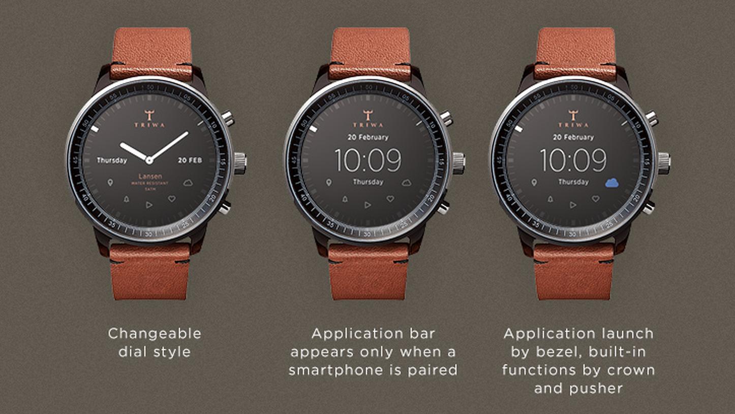 Smartwatch Wars The Apple Watch Versus Android Wear In