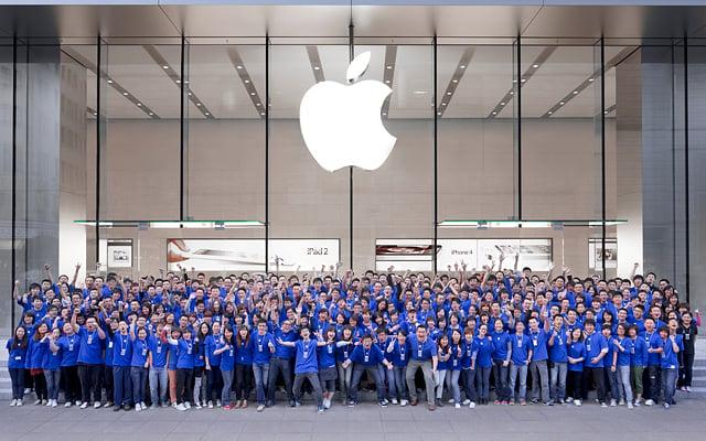 [獨家] Apple在台灣聘請店務職位,首間Apple Store落成還遠嗎? - Qooah