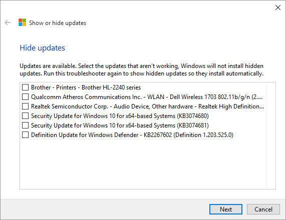 windows-10-hide-updates-tool