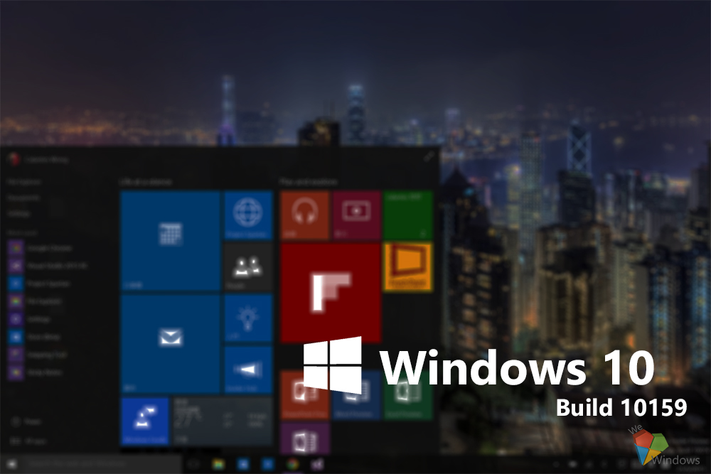 apps for iphone windows 10 pc build 10159開始推送給windows inside們 qooah 10159