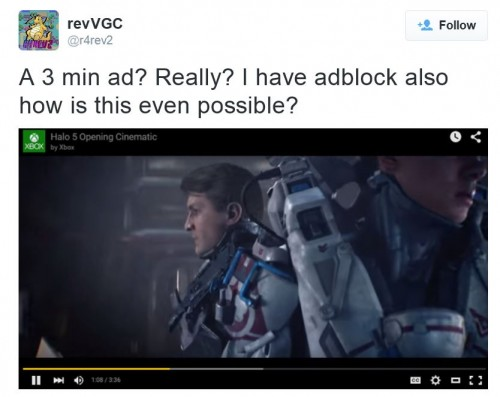 youtube-blocks-adblocker-with-3-minutes-ad-1-500x397