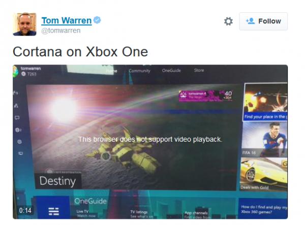 XboxOne-Cortana