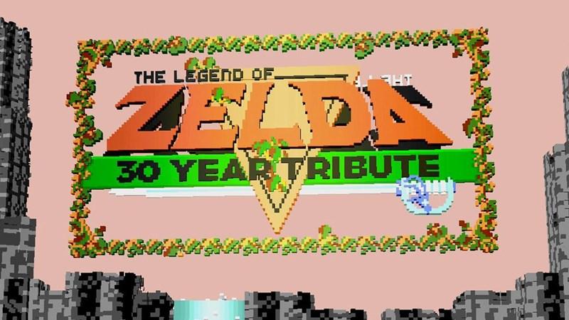 The-Legend-of-Zelda-30-Year-Tribute