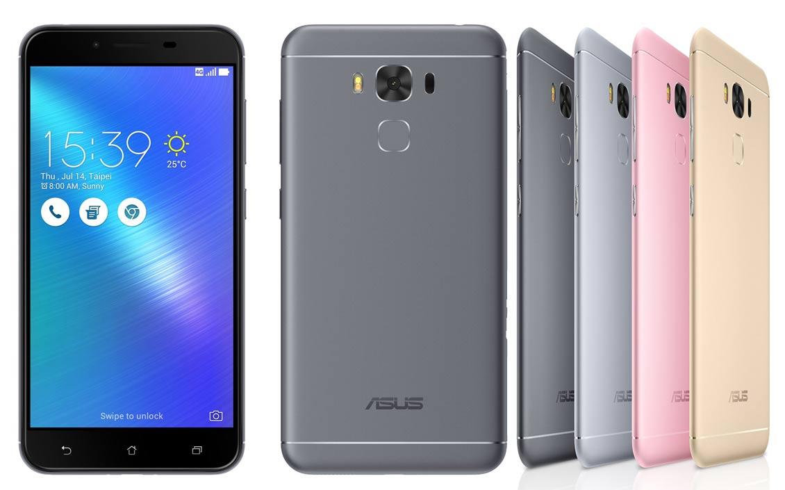 香港發佈 Zenfone 3 Max!! 4100mAh 超級長氣王 - Qooah