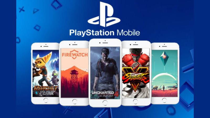 华尔街日报记者爆料: Sony 12月7日发布多款手机游戏