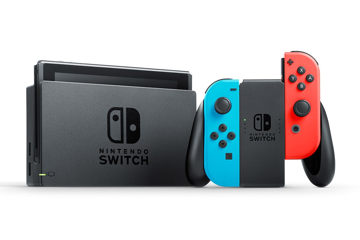 任天堂將攻入VR發展?Nintendo Switch韌體出現「VR模式」編碼字串