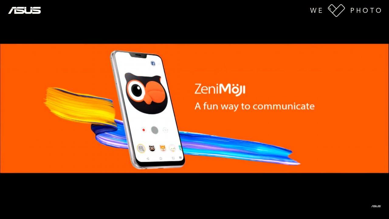 Asus MWC Zenfone 5Zenfone 5Z Zenfone 5 Lite