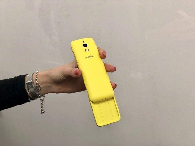 Nokia 真出「蕉」,Nokia 8110 復刻推出5月開賣  Qooah