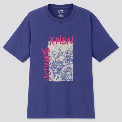 Uniqlo x Marvel 推出全新T恤,漫画感原味奉上