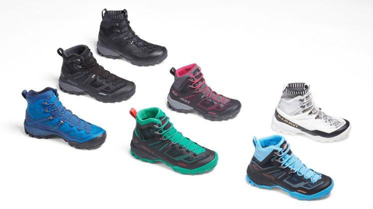 Mammut 推出全新技术 登山鞋 及背囊,助你登峰造极